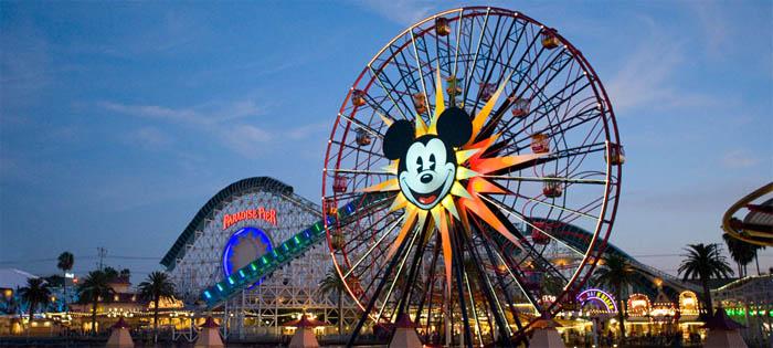 Disneylandia Screamin