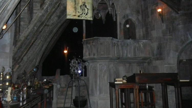 """Estudios Universal presenta su nueva atracción """"Harry Potter"""""""