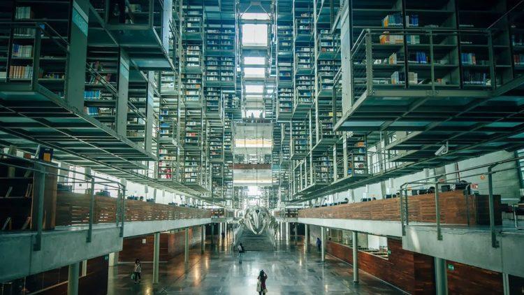Cumple una década la Biblioteca José Vasconcelos
